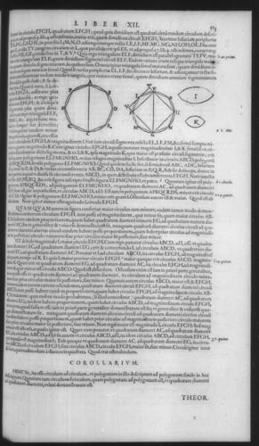 First Volume - Commentary on Euclid - XII - Page 513