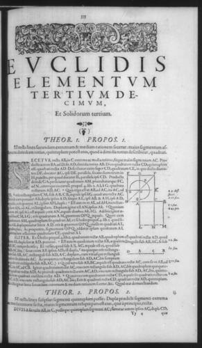 First Volume - Commentary on Euclid - XIII - Page 535