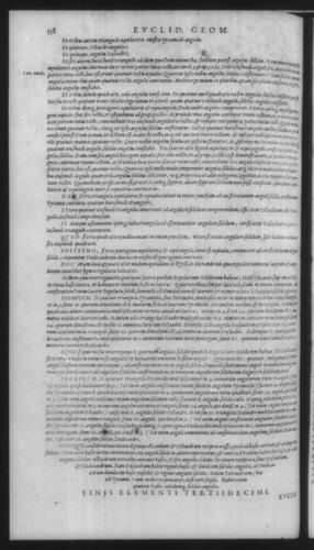 First Volume - Commentary on Euclid - XIII - Page 558