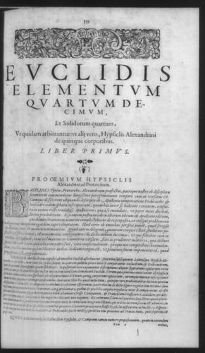 First Volume - Commentary on Euclid - XIV - Page 559