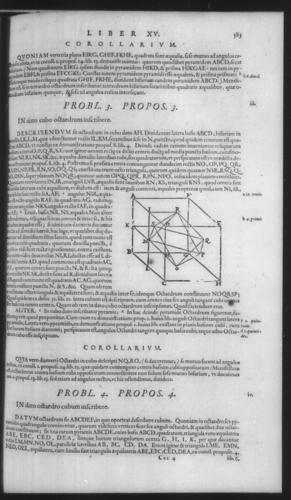 First Volume - Commentary on Euclid - XV - Page 583