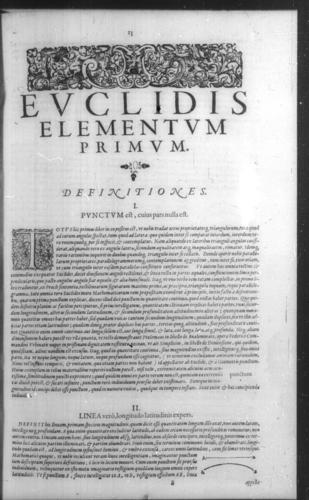 First Volume - Commentary on Euclid - I - Page 13