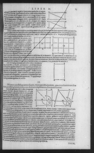 First Volume - Commentary on Euclid - II - Page 83