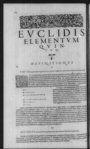 First Volume - Commentary on Euclid - V - Page 166