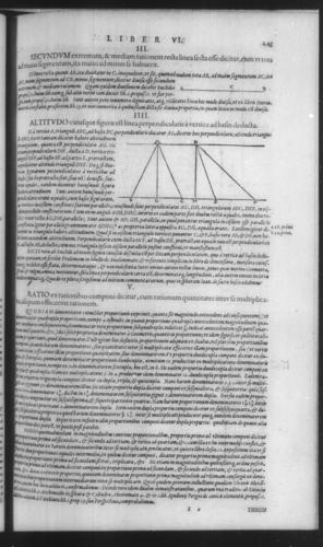 First Volume - Commentary on Euclid - VI - Page 243