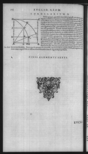 First Volume - Commentary on Euclid - VI - Page 304