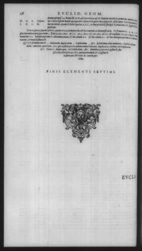 First Volume - Commentary on Euclid - VII - Page 338