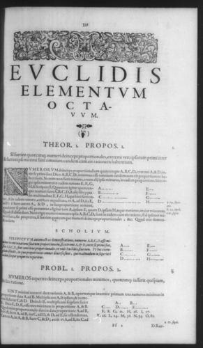 First Volume - Commentary on Euclid - VIII - Page 339