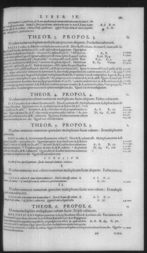 First Volume - Commentary on Euclid - IX - Page 361