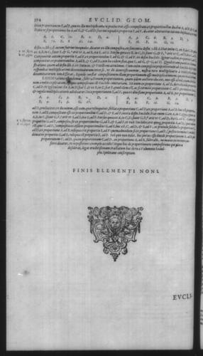 First Volume - Commentary on Euclid - IX - Page 394