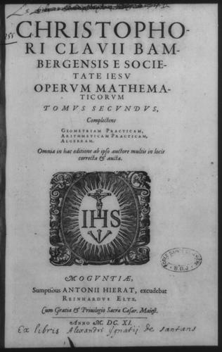 Second Volume - Volume title page and verso - Page 1