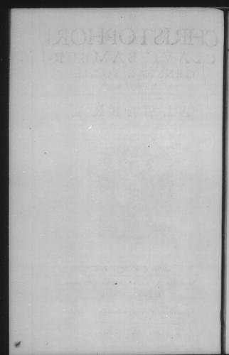 Second Volume - Algebra - Title page and verso - Page 2