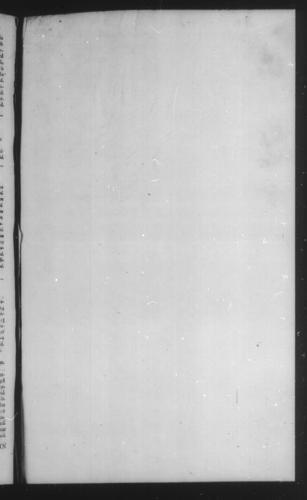 Third Volume - Endleaf Back - Page 1