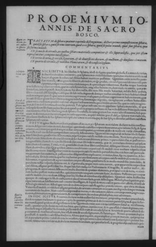 Third Volume - Commentary on John of Holywood's Spheres - I - Page 6