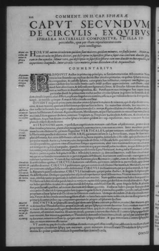 Third Volume - Commentary on John of Holywood's Spheres - II - Page 122