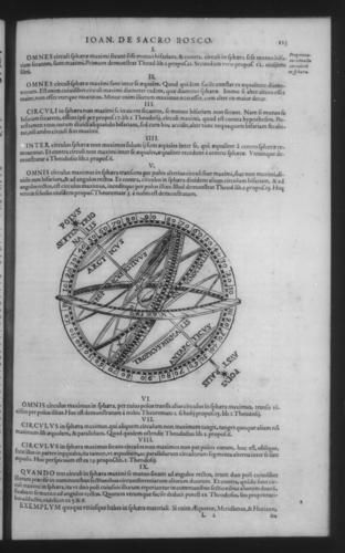 Third Volume - Commentary on John of Holywood's Spheres - II - Page 123