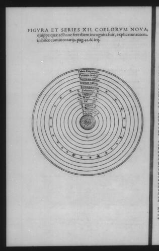 Third Volume - Commentary on John of Holywood's Spheres - Figure - Page iv