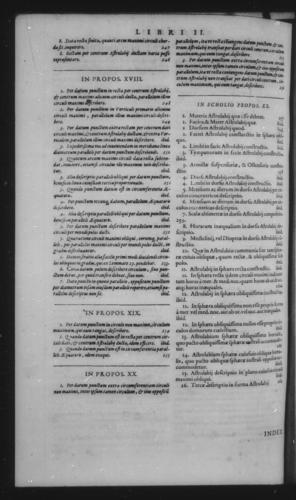 Third Volume - Astrolabe - Index Bk. II - Page 360