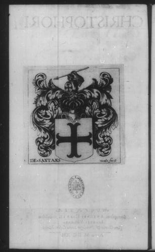 Fourth Volume - Volume Title Page and verso - Page 2
