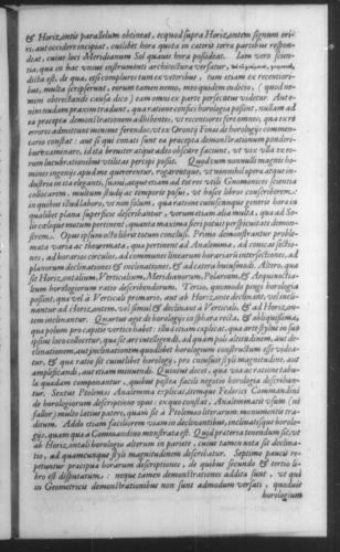 Fourth Volume - Gnomonics - Preface - Page ii