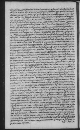 Fourth Volume - Gnomonics - Preface - Page iii