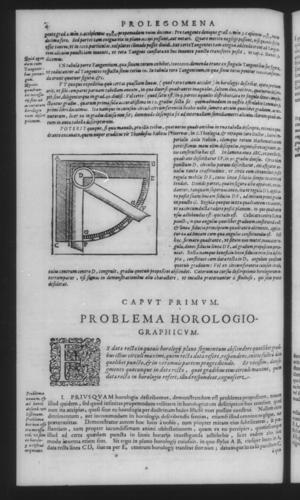 Fourth Volume - New Description of the Sun Dial - Chapters - Page 4