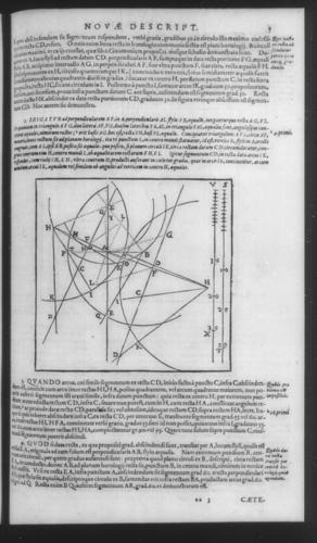 Fourth Volume - New Description of the Sun Dial - Chapters - Page 5