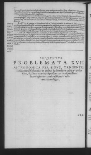 Fourth Volume - New Description of the Sun Dial - Problems - Page 180