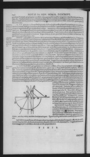 Fourth Volume - New Description of the Sun Dial - Notes - Page 240