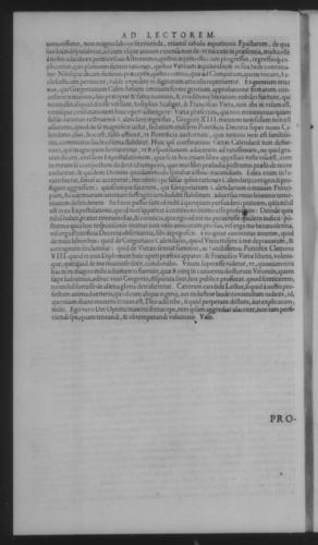 Fifth Volume - Roman Calendar of Gregory XIII - Readings - Page viii