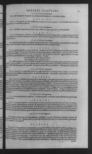 Fifth Volume - Apology Appendices - Refutation of Scaligeri's Cyclometry - Page 5